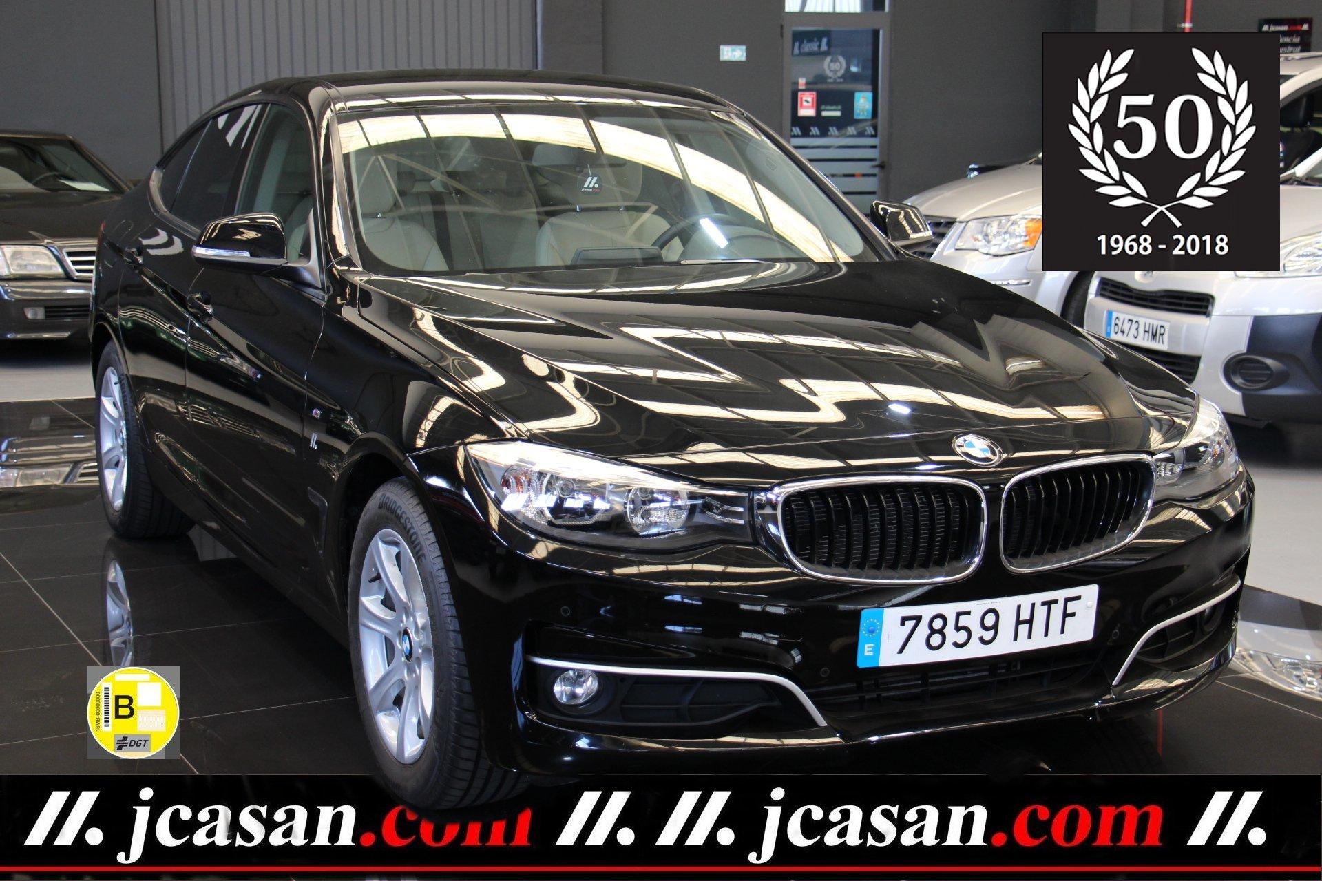 BMW 318d 143 CV GRAN TURISMO 6 Vel