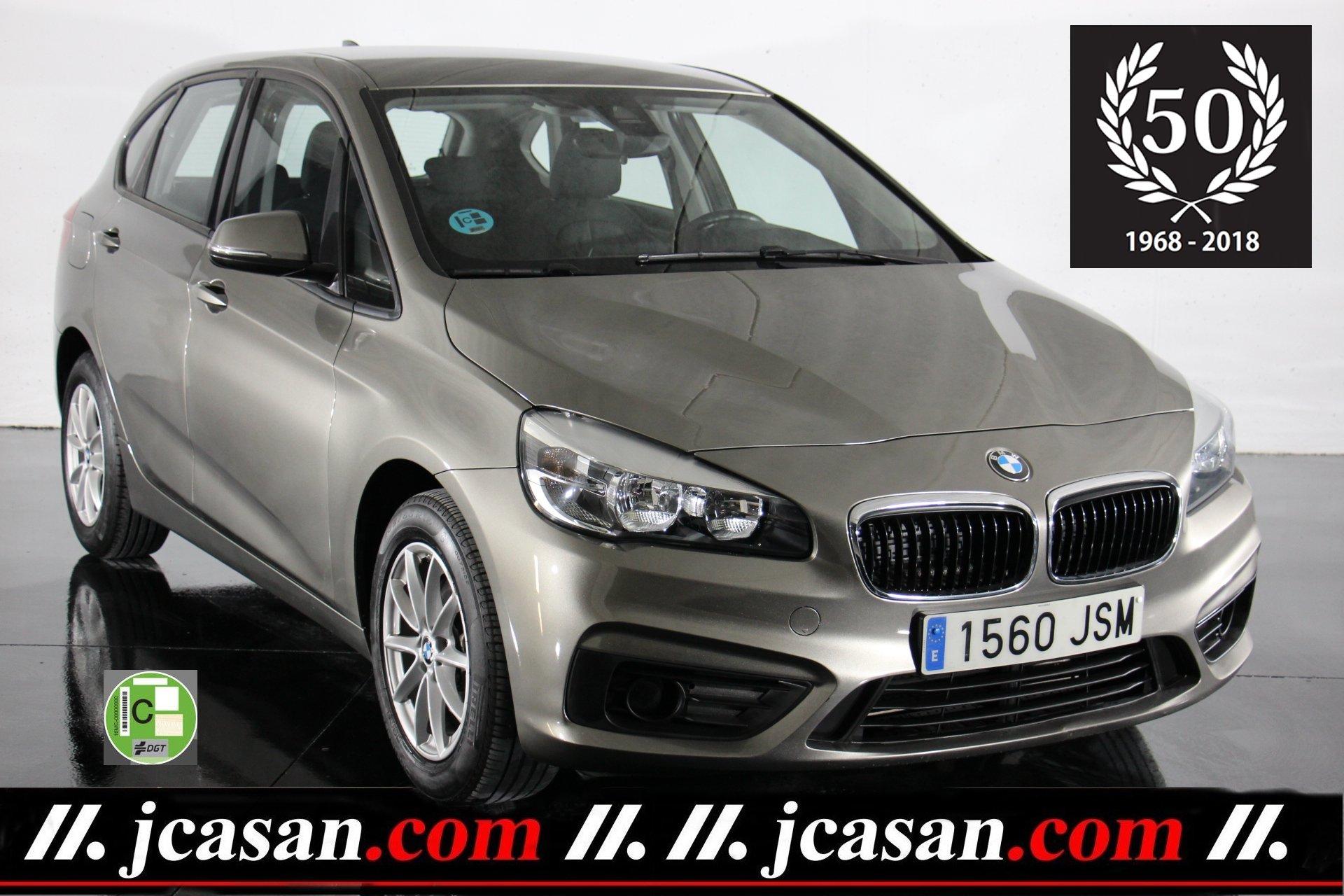BMW 216d Active Tourer 116 CV 6 Vel  ref1560