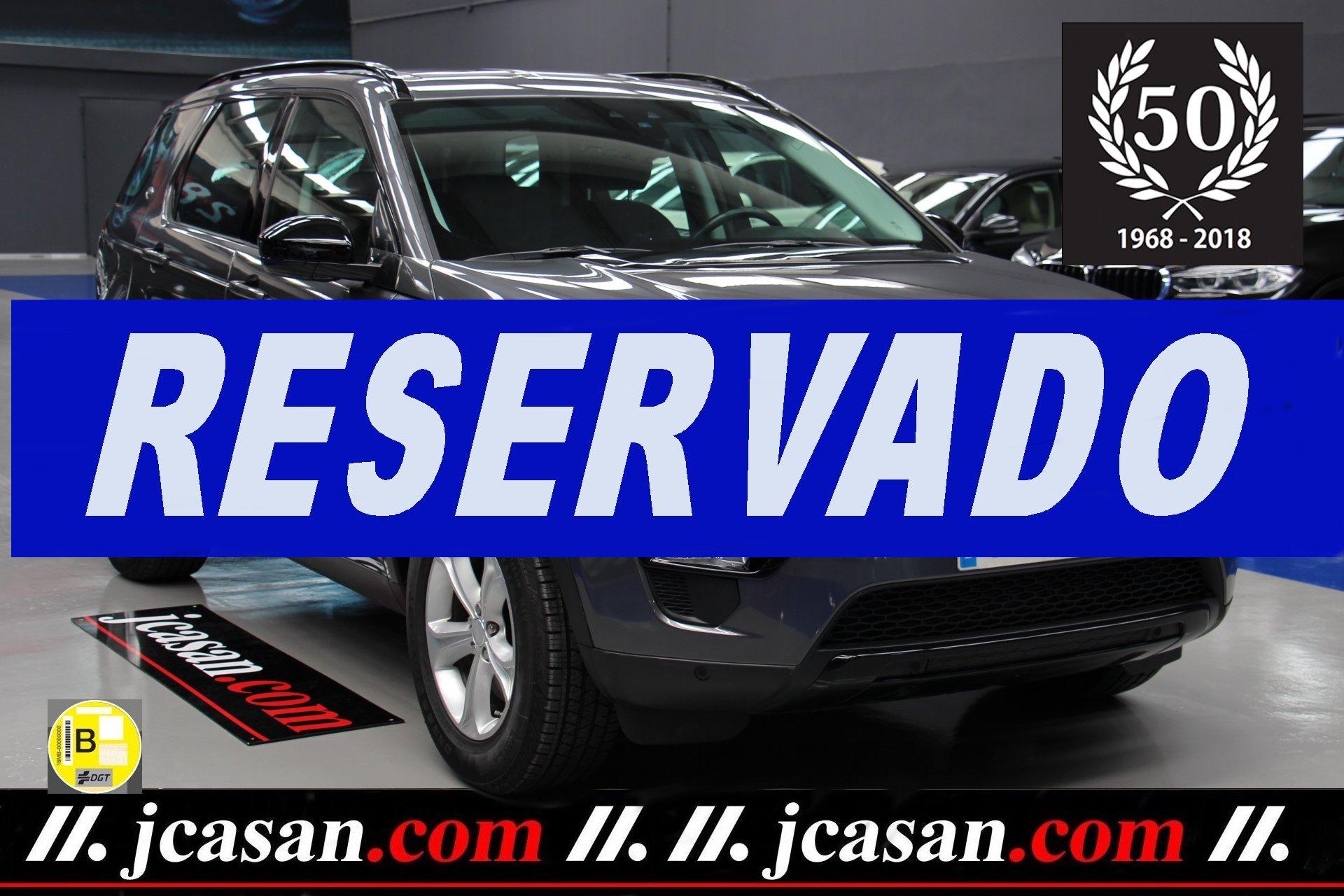 LAND ROVER DISCOVERY SPORT 2.0 TD4 150 CV 4WD SE 7 PLAZAS