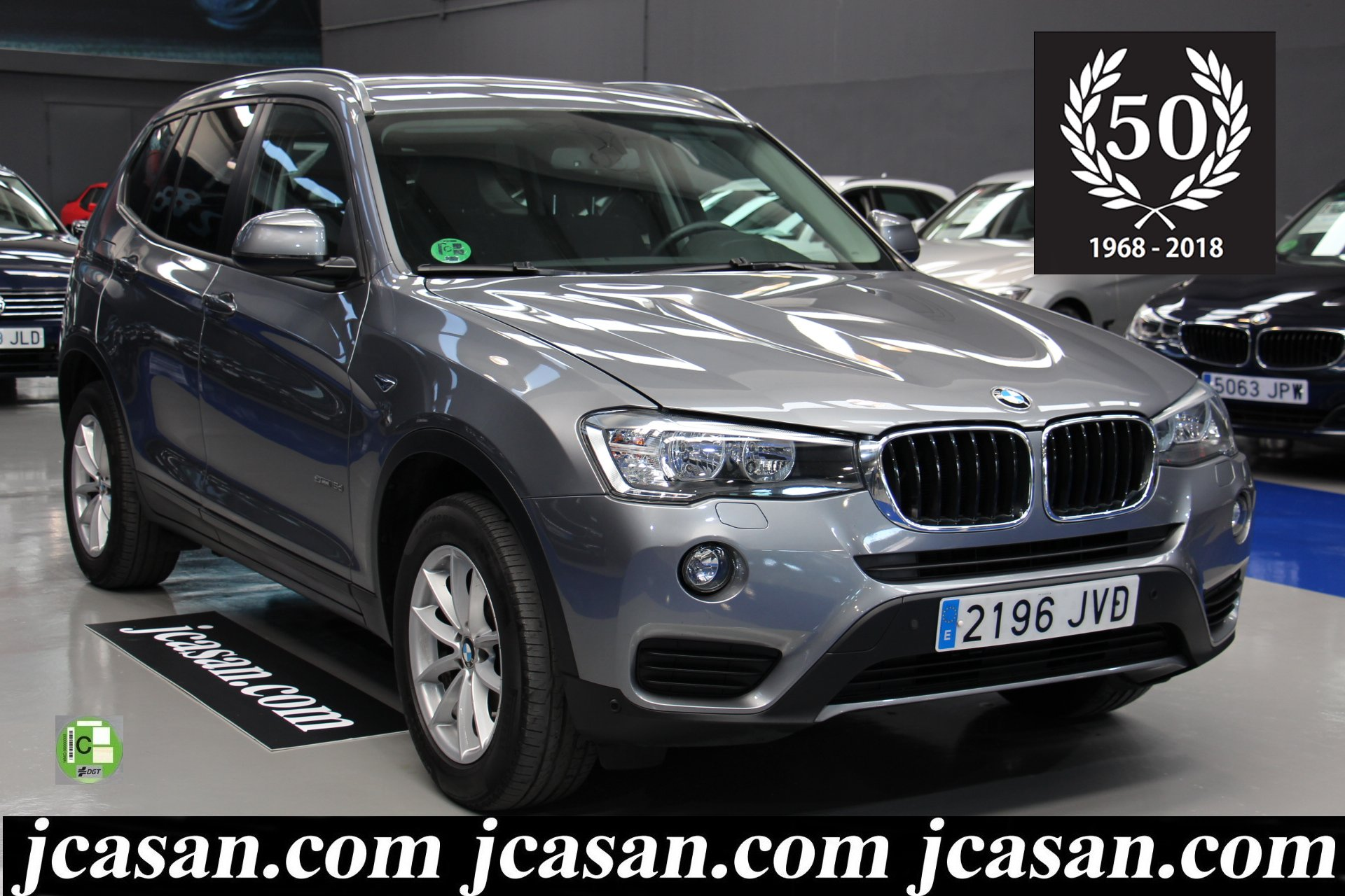 BMW X3 SDRIVE 1.8d 2.0 150 CV E6