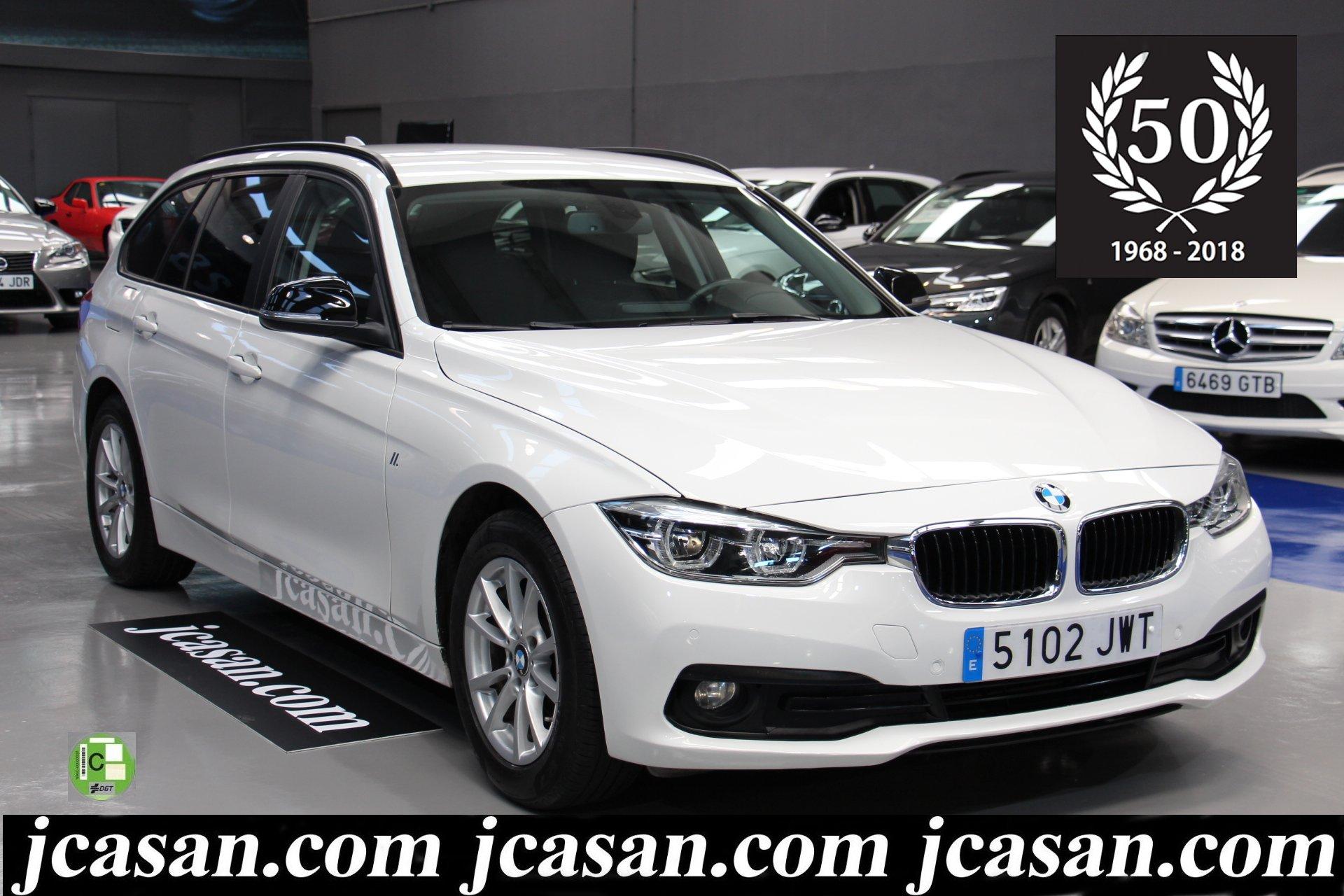 BMW 316d 2.0 115 CV TOURING 6 VEL E6