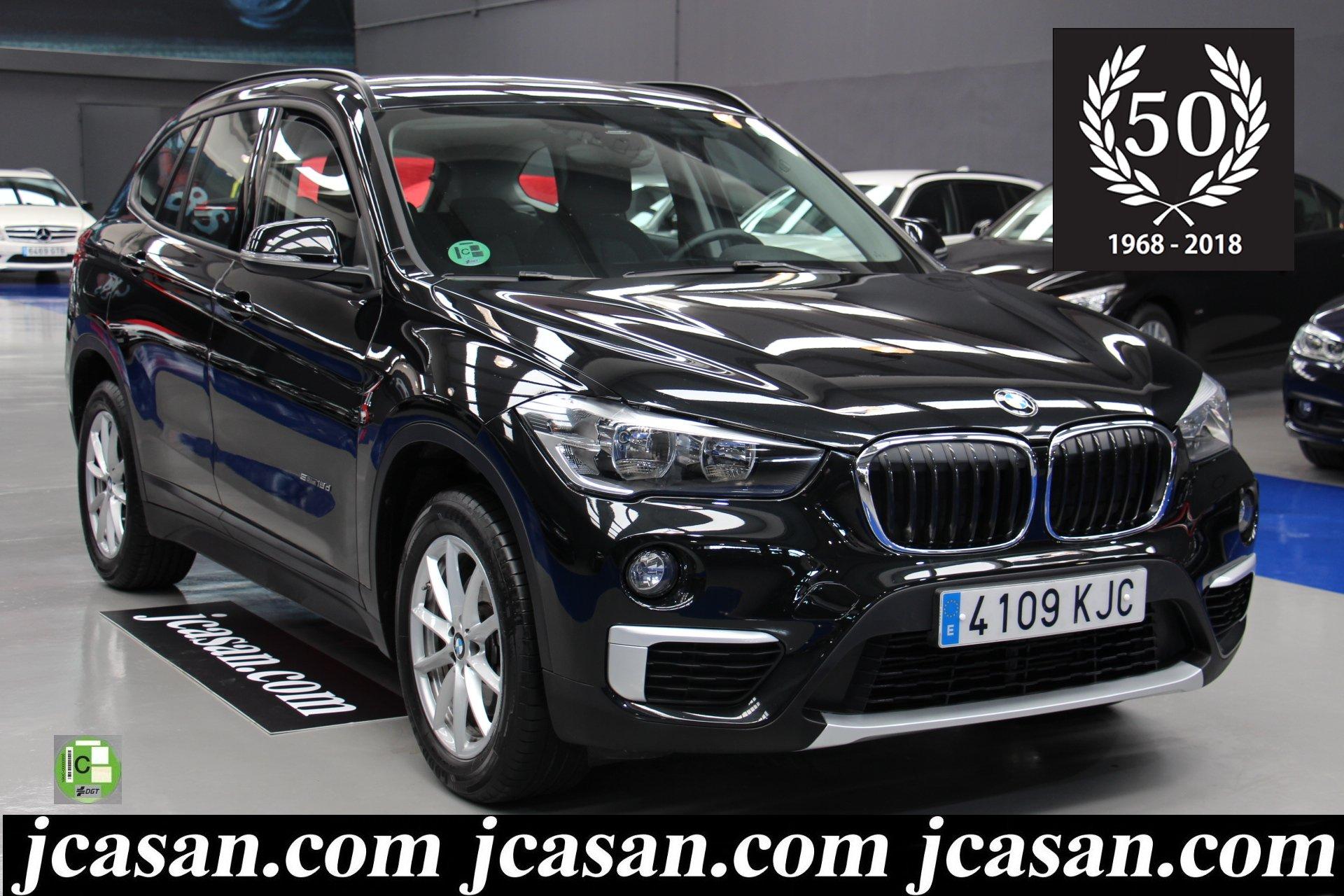 BMW X1 SDRIVE 1.8d 2.0 150 CV E6