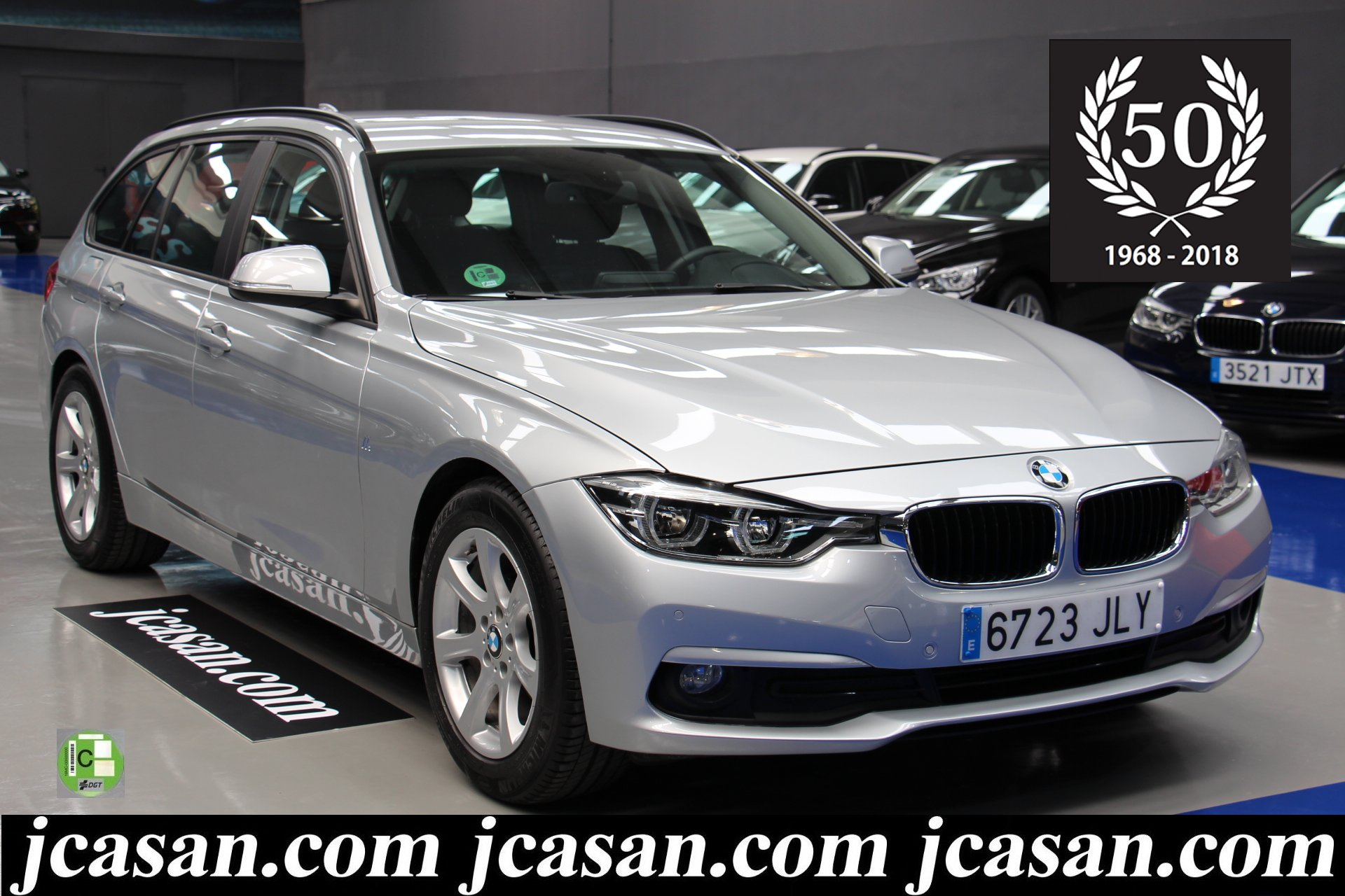 BMW 318d 2.0 150 CV TOURING 6 VEL E6